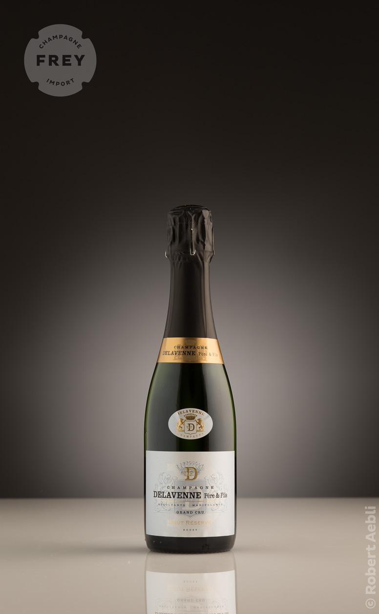 Champagne Delavenne Brut Réserve Demi