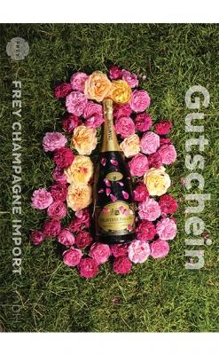 Winzer-Champagner-Gutschein zum Verschenken