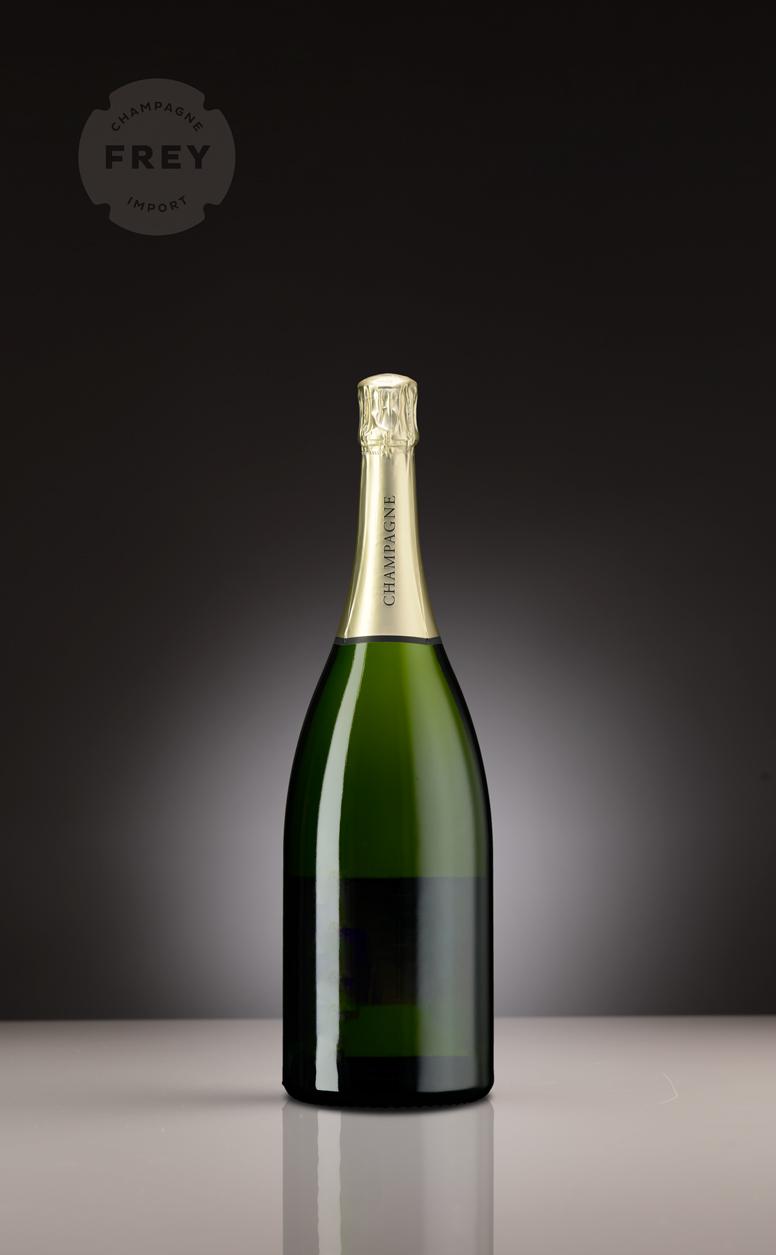 Champagner-Magnum
