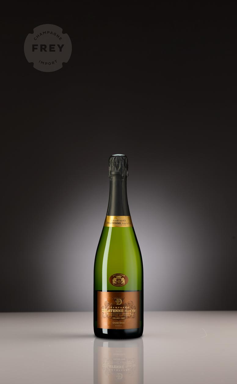 Champagne Delavenne Demi-Sec